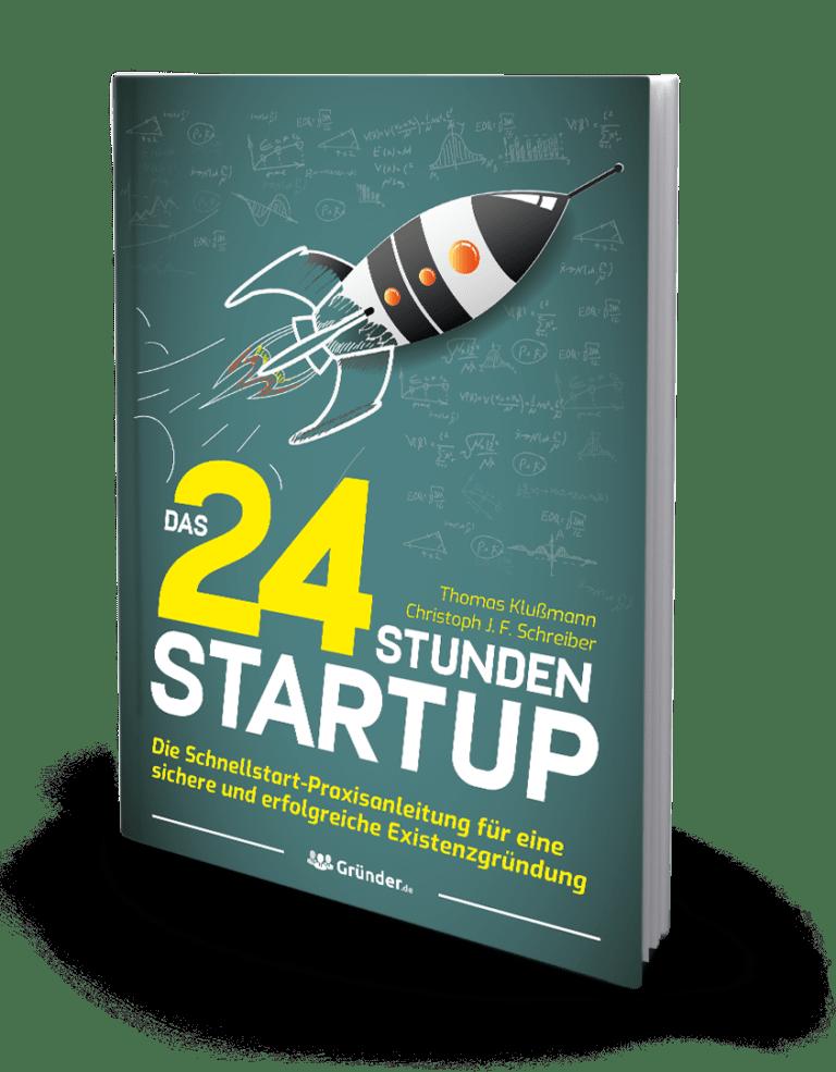 Buch das 24 Stunden Startup