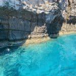 Kristallklares Wasser auf Rhodos